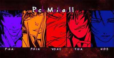 .::Pack Meikai III::. by YutarnaThetys