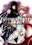 Violatte and Yuzuriha by YutarnaThetys