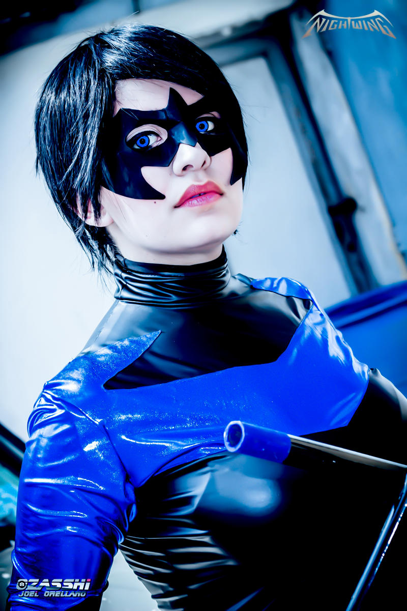 Nightwing Cosplay by YutarnaThetys