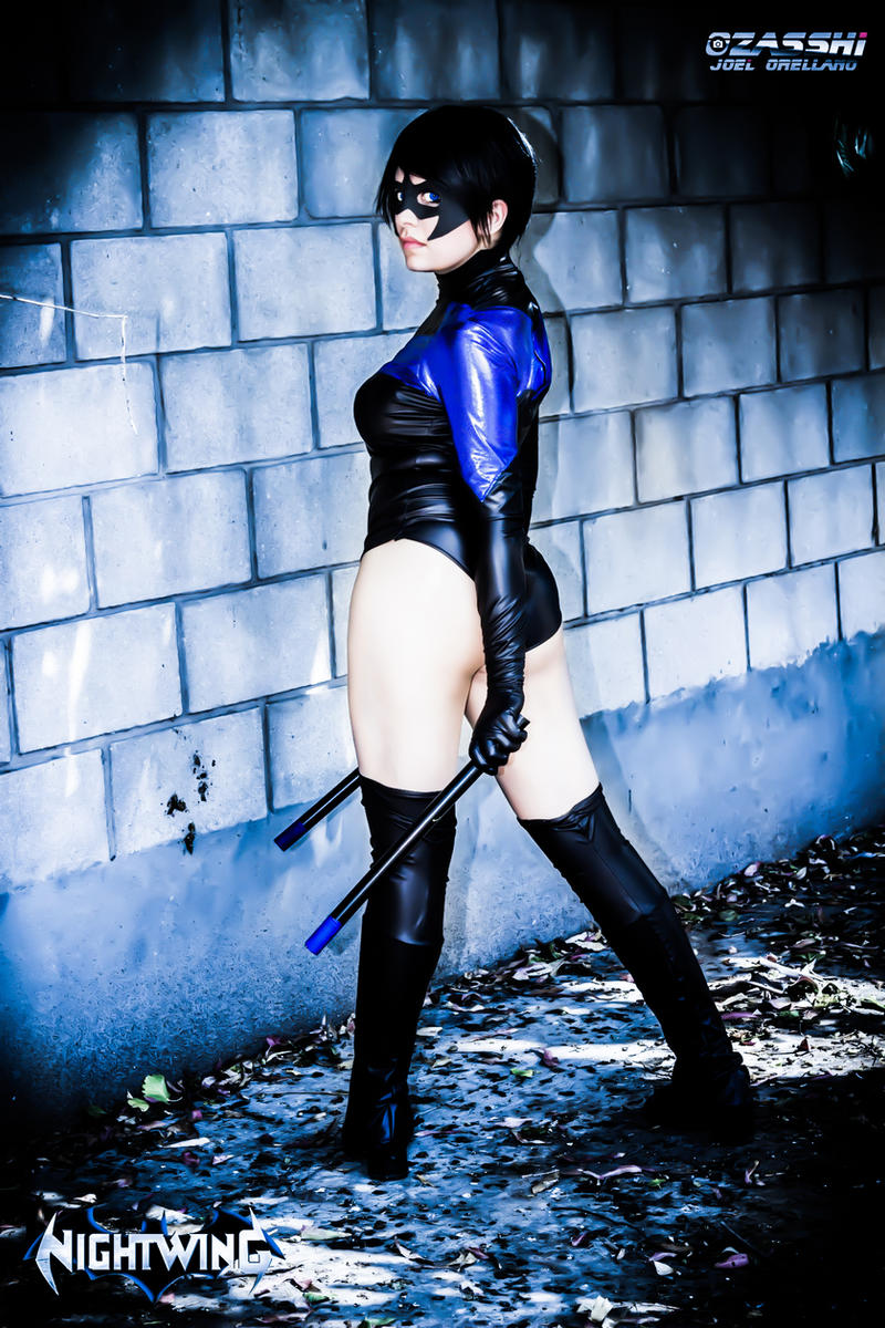 Nightwing Cosplay III by YutarnaThetys