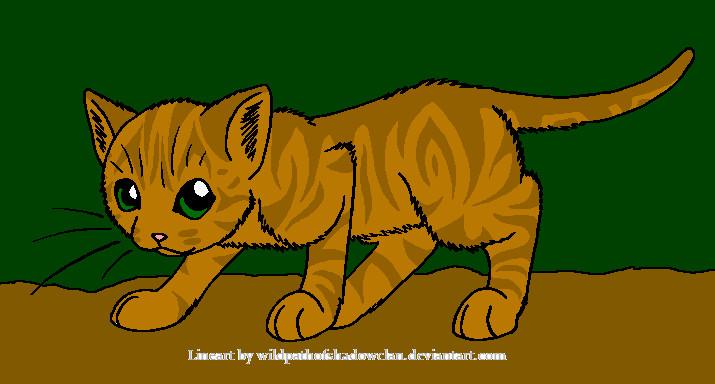 Brackenfur by DemonicVampyreWolf