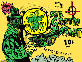 THE GREEN HORNET by LeevanCleefIII