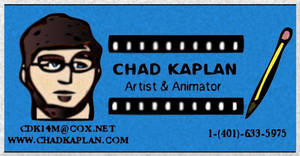 Business Card (Color Version)
