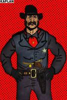 Old West Sheriff by LeevanCleefIII