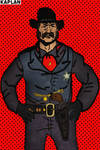 Old West Sheriff