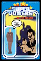 Dr. Van Helsing (Peter Cushing) Action Figure by LeevanCleefIII