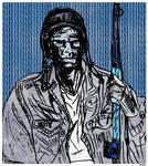 US Soldier-- Korean War
