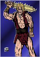 Thundarr The Barbarian by LeevanCleefIII
