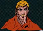 Mustached Hero