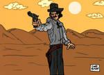 Gunslinger Animation Still