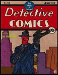Detective Comics-- Golden Age Spider-Man