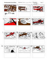 Jonny Quest Ep.10 Reverse Storyboard01 by LeevanCleefIII