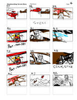 Jonny Quest Ep.10 Reverse Storyboard04 by LeevanCleefIII