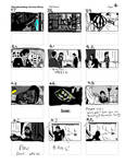 BRANDED TO KILL Reverse Storyboard04