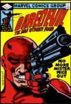Daredevil #184 Cover Master Study