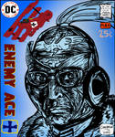Enemy Ace (Comic Cover Design)