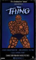 John Carpenter's THE THING (Marvel Comics) by LeevanCleefIII