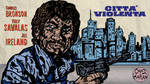 Charles Bronson-- VIOLENT CITY Poster Re-imagining