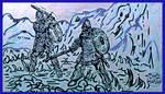 Dueling Norsemen