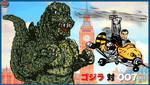 James Bond Vs. Godzilla
