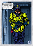 British Robocop