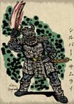 Silver Samurai Redesign
