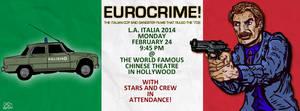 EUROCRIME! LA Italia Fest Banner Ad