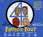 1960s Live-Action Fantastic Four Movie Poster