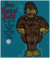 High Rankin' Bass by LeevanCleefIII