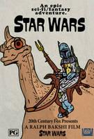 Ralph Bakshi's STAR WARS by LeevanCleefIII