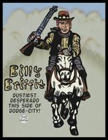Billy Briffit by LeevanCleefIII