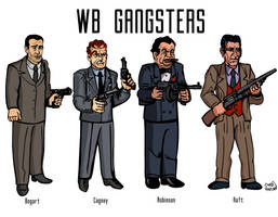 WB Gangsters by LeevanCleefIII