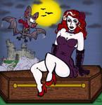 Sexy Vampire by LeevanCleefIII