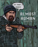 ALMOST HUMAN Hunter by LeevanCleefIII
