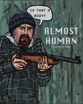 ALMOST HUMAN Hunter