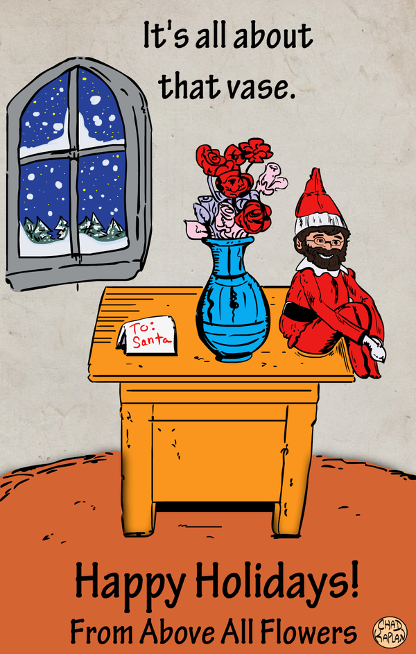 Happy Holidays from AAF by LeevanCleefIII
