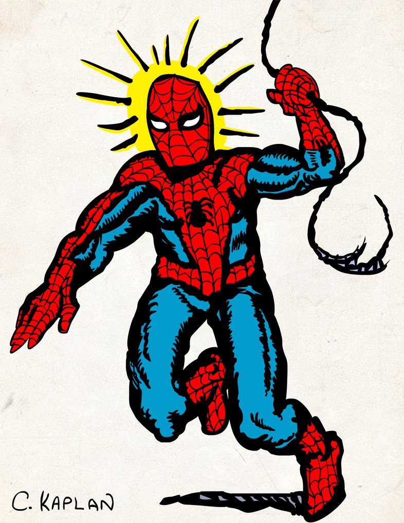 Spider-Man by LeevanCleefIII