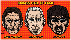 MY NAME IS JONAH- Badass Hall of Fame by LeevanCleefIII