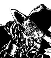 Kaluta Shadow Inks by LeevanCleefIII