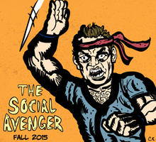 The Social Avenger by LeevanCleefIII