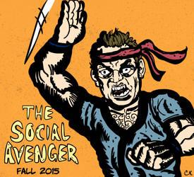 The Social Avenger