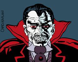 Count Dracula by LeevanCleefIII