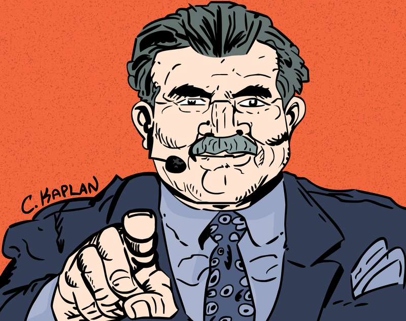 Mike Ditka by LeevanCleefIII