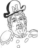 Nutty Trump by LeevanCleefIII