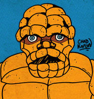 The Thing by LeevanCleefIII