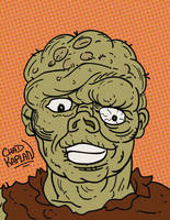 The Toxic Avenger by LeevanCleefIII
