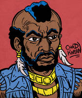 Mr. T by LeevanCleefIII