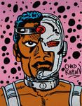Cyborg by LeevanCleefIII