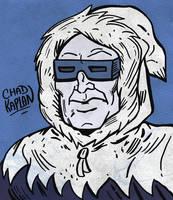 Captain Cold by LeevanCleefIII