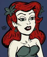Poison Ivy by LeevanCleefIII